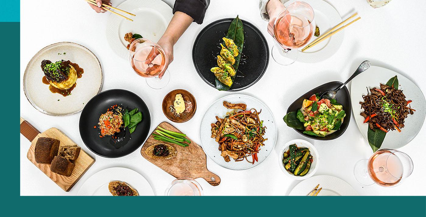 Asian food wine pairings