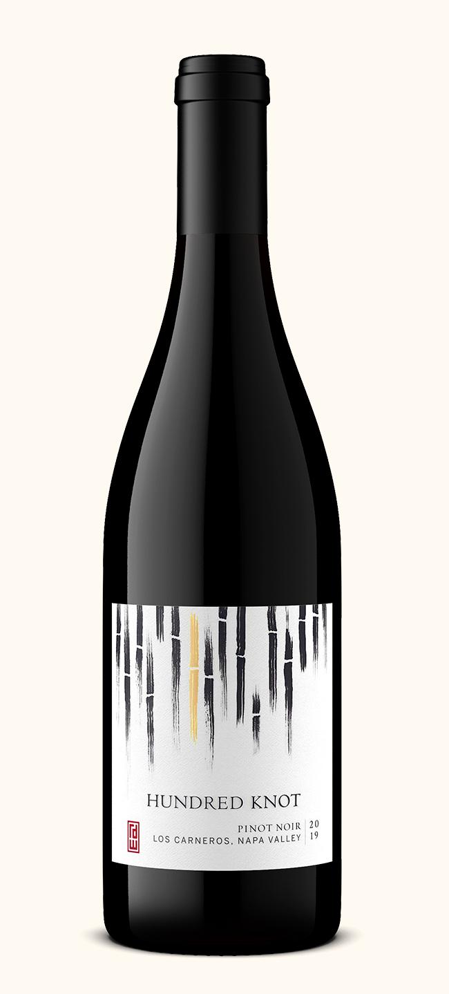 Hundred Knot pinot noir wine