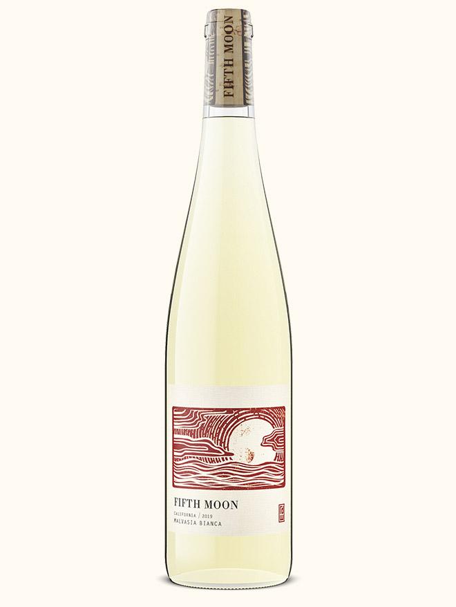 Fifth Moon malvasia bianco wine