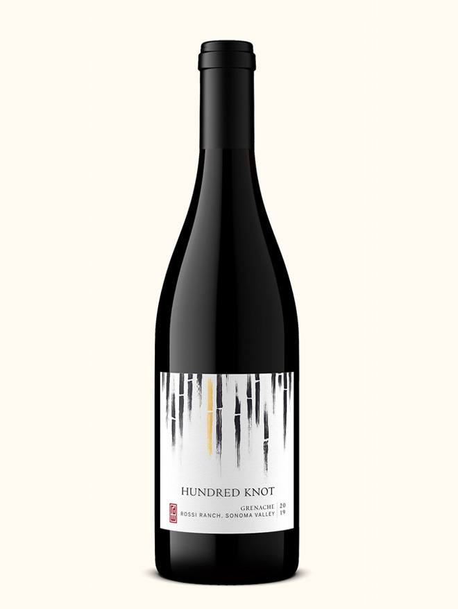 Hundred Knot grenache napa wine