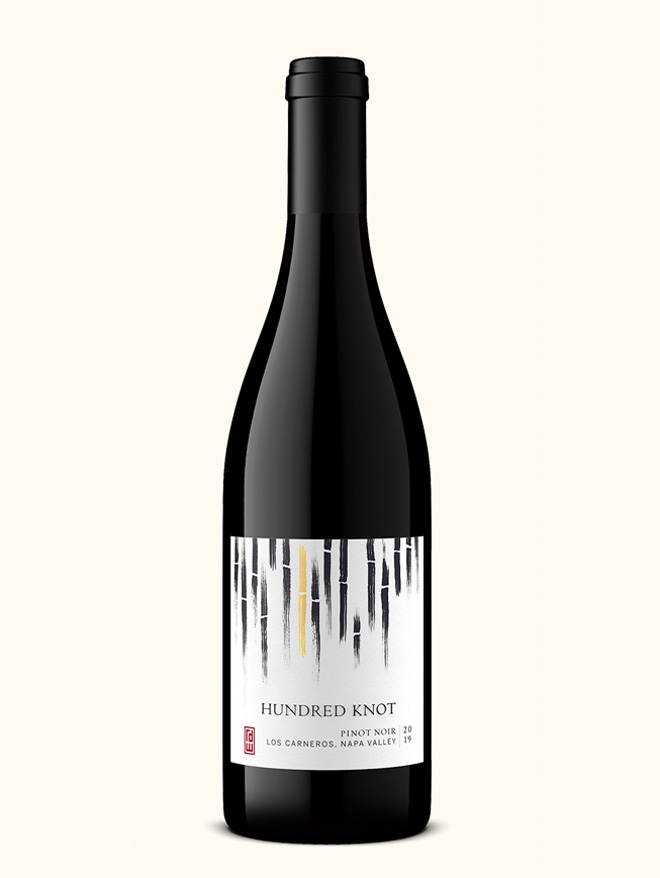 Hundred Knot pinot noir napa wine