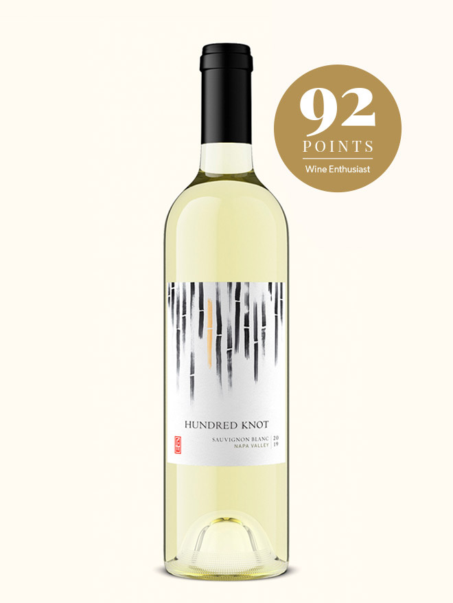 Hundred Knot sauvignon blanc napa wine